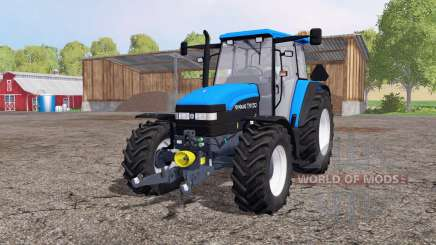New Holland TM150 for Farming Simulator 2015