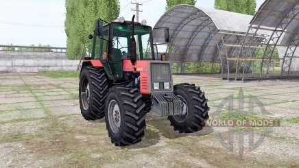 MTZ Belarus 820 v2.1 for Farming Simulator 2017