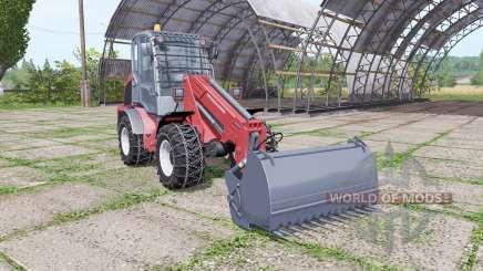 Weidemann 4270 CX 100T for Farming Simulator 2017