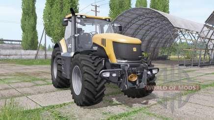 JCB Fastrac 7200 v1.1 for Farming Simulator 2017