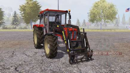 Schluter Super 1050 V for Farming Simulator 2013