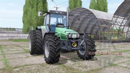 Deutz-Fahr AgroStar 6.38 v2.0 for Farming Simulator 2017
