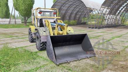 T 150K v1 25.6 for Farming Simulator 2017