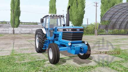 Ford TW-25 for Farming Simulator 2017