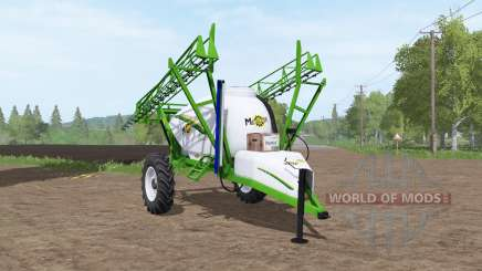 Metalfor Futur 2000 for Farming Simulator 2017