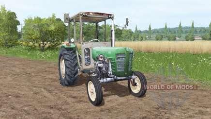 URSUS C-4011 v1.2 for Farming Simulator 2017
