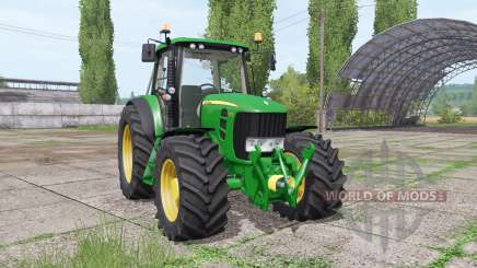 John Deere 6930 Premium for Farming Simulator 2017