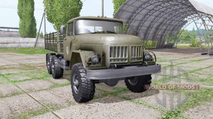 ZIL 131 v1.2 for Farming Simulator 2017