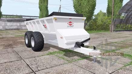 Kuhn Knight SLC 141 v2.0 for Farming Simulator 2017