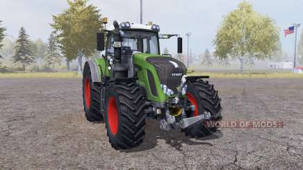 Fendt 936 Vario SCR v2.0 for Farming Simulator 2013