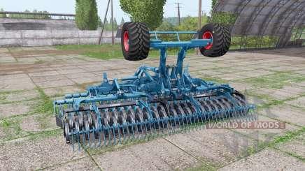 LEMKEN Heliodor 8-600 for Farming Simulator 2017
