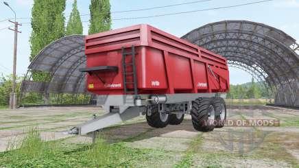 Brimont BB 18B v1.1 for Farming Simulator 2017