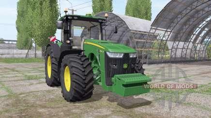 John Deere 8400R v2.3 for Farming Simulator 2017