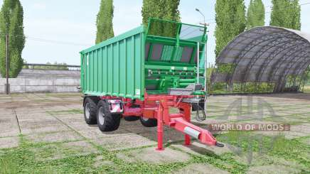 Kroger Agroliner TAW 20 for Farming Simulator 2017