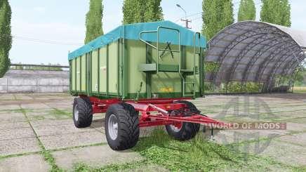 Welger DK 280 R v2.0 for Farming Simulator 2017