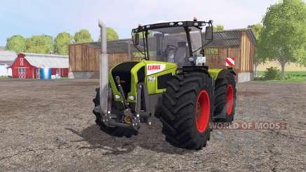 CLAAS Xerion 3300 Trac VC v5.2 for Farming Simulator 2015