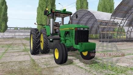 John Deere 8300 for Farming Simulator 2017