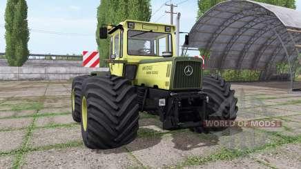 Mercedes-Benz Trac 1600 Turbo for Farming Simulator 2017