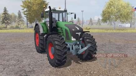 Fendt 936 Vario v5.8 for Farming Simulator 2013