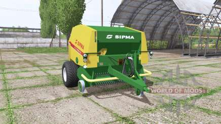 SIPMA PS 1221 Farma Plus for Farming Simulator 2017