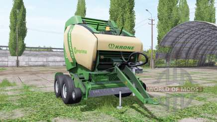 Krone Comprima V180 XC for Farming Simulator 2017