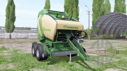 Krone Comprima V180 XC for Farming Simulator 2017