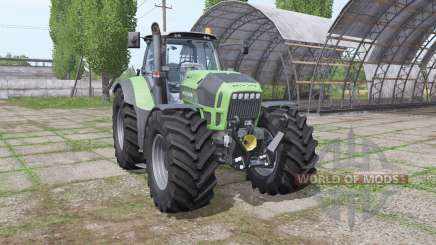 Deutz-Fahr Agrotron L720 for Farming Simulator 2017