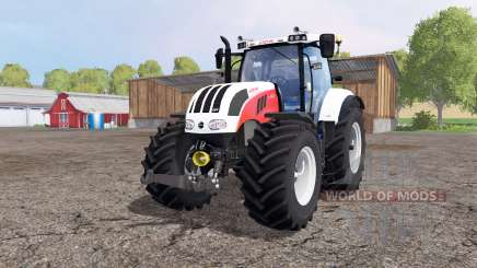 Steyr 6230 CVT for Farming Simulator 2015
