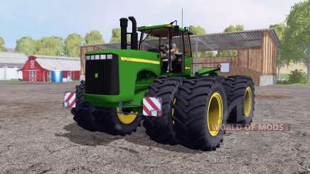 John Deere 9400 for Farming Simulator 2015