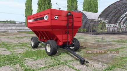 J&M 680SD for Farming Simulator 2017