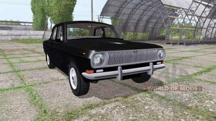 GAZ 24 Volga for Farming Simulator 2017