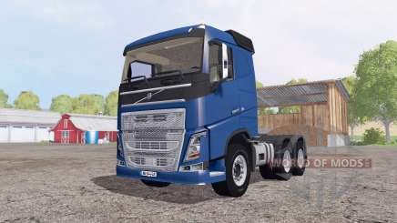 Volvo FH 540 2012 for Farming Simulator 2015