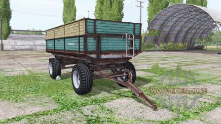 Mengele DR 57 for Farming Simulator 2017