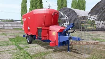 SILOKING TrailedLine Duo 1814 for Farming Simulator 2017
