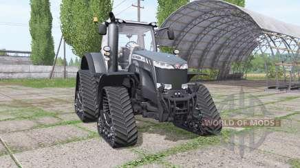 Massey Ferguson 8727 QuadTrac for Farming Simulator 2017