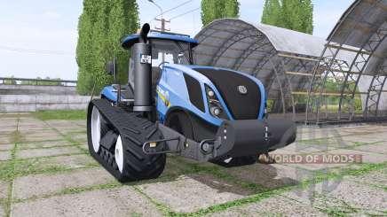 New Holland T7.315 TerraTrac v1.2 for Farming Simulator 2017