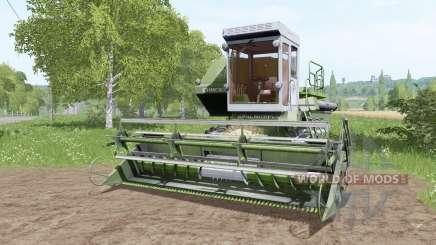 Yenisei 1200-1M v1.3 for Farming Simulator 2017