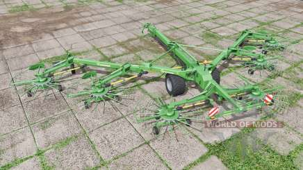 Krone Swadro 2000 for Farming Simulator 2017