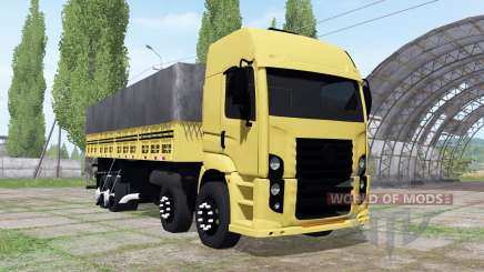 Volkswagen Constellation 24.330 8x8 2013 for Farming Simulator 2017