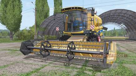 New Holland TC4.90 v1.1 for Farming Simulator 2017