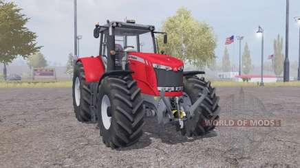 Massey Ferguson 7622 for Farming Simulator 2013