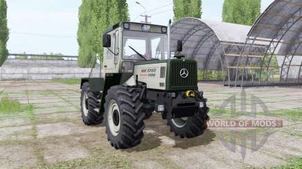 Mercedes-Benz Trac 1100 Intercooler for Farming Simulator 2017
