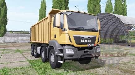 MAN TGS 41.440 for Farming Simulator 2017