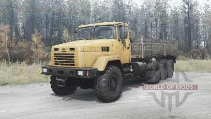 KrAZ 7140Н6 for MudRunner