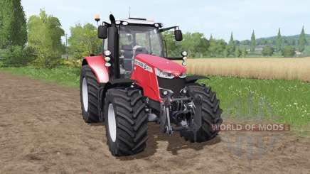 Massey Ferguson 6714 S for Farming Simulator 2017