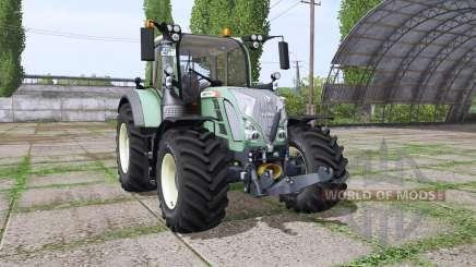 Fendt 714 Vario SCR v1.0.0.1 for Farming Simulator 2017