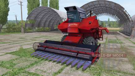 SK 6 Kolos v1.5 for Farming Simulator 2017
