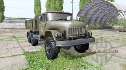 ZIL 131 for Farming Simulator 2017