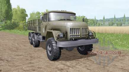 ZIL 131 v1.3 for Farming Simulator 2017