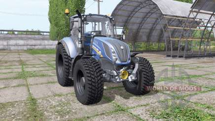 New Holland T5.140 for Farming Simulator 2017